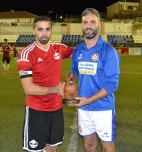 CWFC & Deportivo Alhaurin Captains